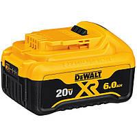 Аккумулятор Li-Ion DEWALT DCB206 20V 6.0 Ah MAX  XR