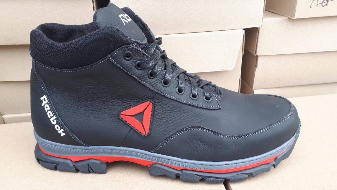 Зимние мужские ботинки  большого  размера  46 47 48 49 50