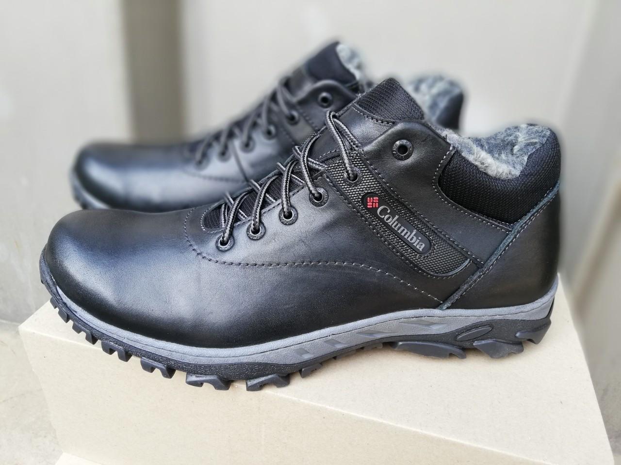 Зимние мужские ботинки  большого Columbia  размера 45 46 47 48 49 50