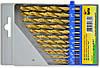 Набор сверел по металлу 13шт (2-8мм) Spitce 20-921   Набір свердел по металу 13шт (2-8мм) Spitce 20-921