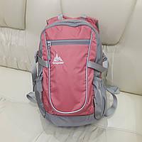Фірмовий спортивний жіночий рюкзак Onepolar 2131 надійний міцний рожевий колір