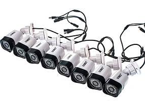 Комплект видеонаблюдения Outdoor Kit 2,0MP 8 камер, фото 3