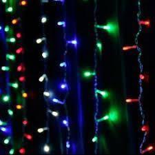 Гирлянда водопад (штора) 320 LED 5мм 3м*2м,разноцветная