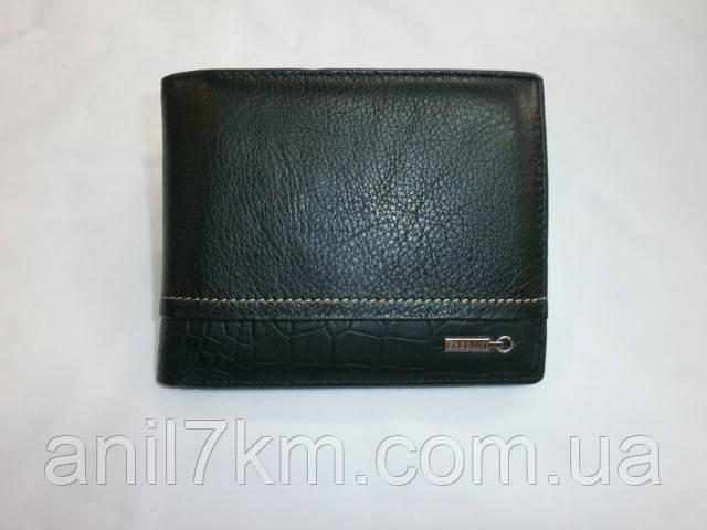 Чоловічий шкіряний гаманець фірми ELEGANT