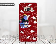 Силиконовый чехол для Xiaomi Mi 8 Brawl Stars (Бравл Старс) (31055-3334), фото 2