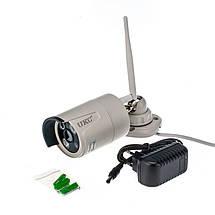 Комплект видеонаблюдения Wi-Fi Outdoor Wireless Kit 1,3MP 8 камер IP, фото 2