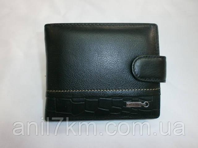 Мужской кожаный кошелёк фирмы ELEGANT