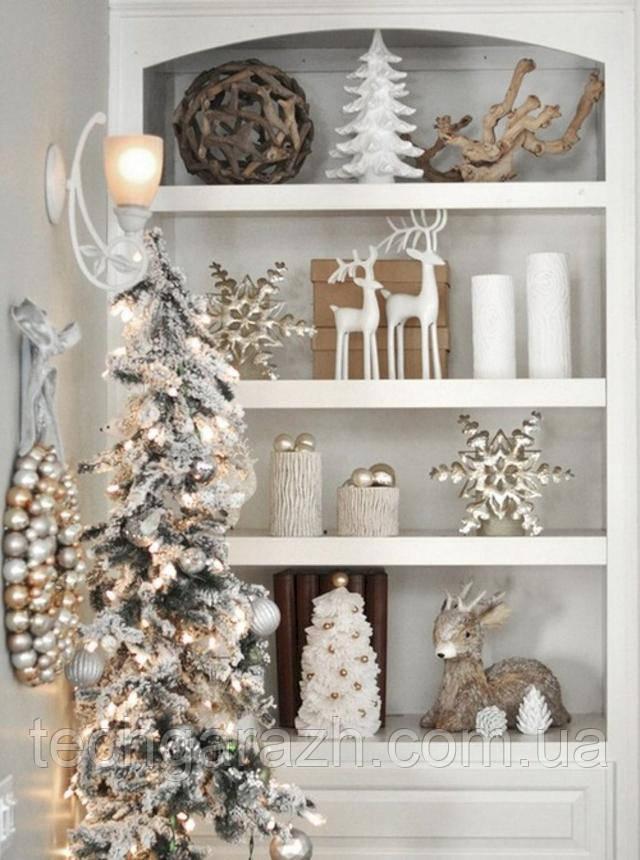 Прекрасній новогодний декор