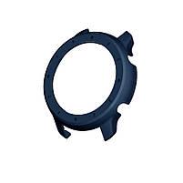 Amazfit GTR 42 мм. Защитный бампер для смарт часов, Navy blue, фото 2