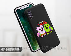 Силиконовый чехол для Samsung N975 Note 10 Plus Brawl Stars (Бравл Старс) (13026-3335), фото 3