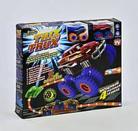 Канатный трек Trix Trux YG 13 2 машинки монстр-трак Разноцветный (2-YG13-74232)
