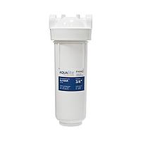 """Магистральный фильтр для холодной воды Aqualite 3/4"""" FHV34-W (белый)"""