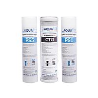 Набор картриджей для обратного осмоса Aqualite OSMO CTO