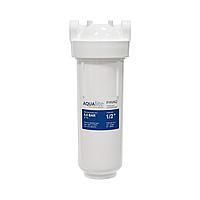 """Магистральный фильтр для холодной воды Aqualite 1/2"""" FHV12-W (белый), фото 1"""