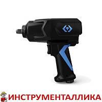 Пневматический гайковерт 1/2 1356 Нм композитный корпус 33461-100 KingTony