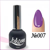 Гель лак Lukum Nails № 007, фото 1