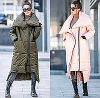 Женское стильная куртка пальто БАТАЛ