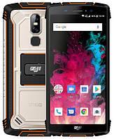 "Защищенный смартфон Homtom ZoJI Z11 orange IP68 (2SIM) 5.99"" 4/64GB 13/16+2Мп 3G 4G оригинал Гарантия!"