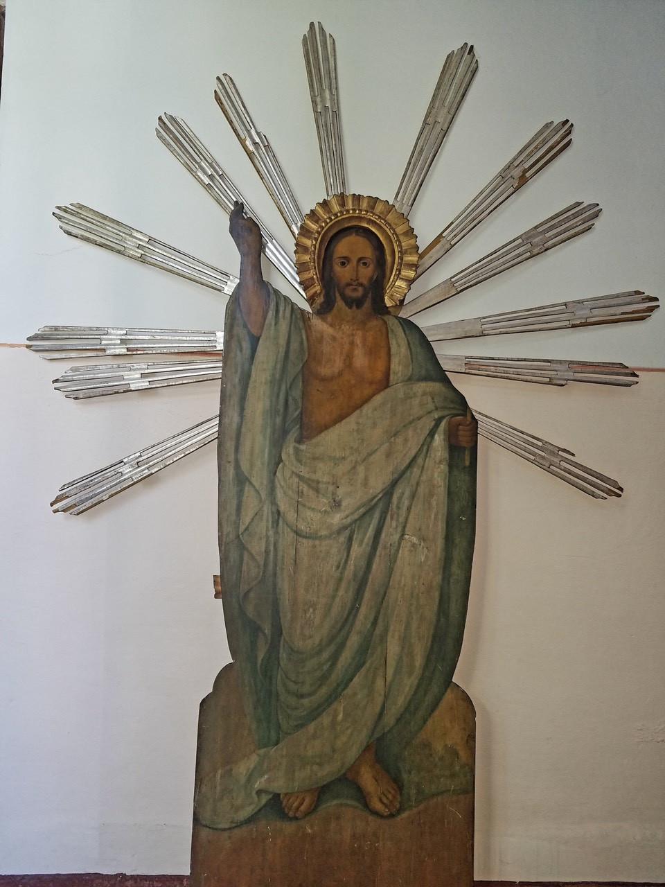 Ікона Воскресіння Господнє 19 століття