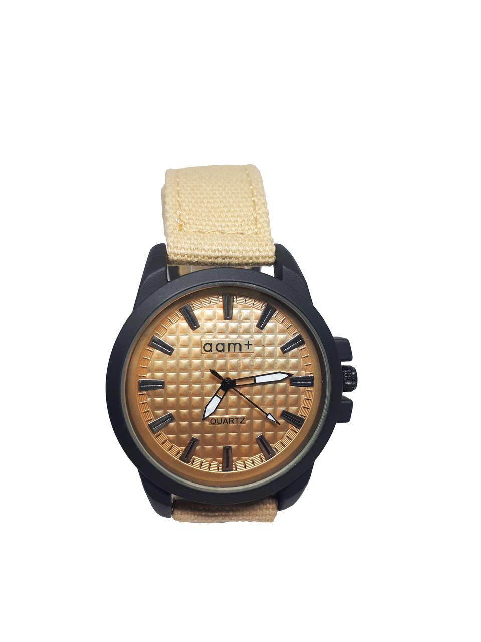 Часы кварцевые мужские  AAM+ Песочный