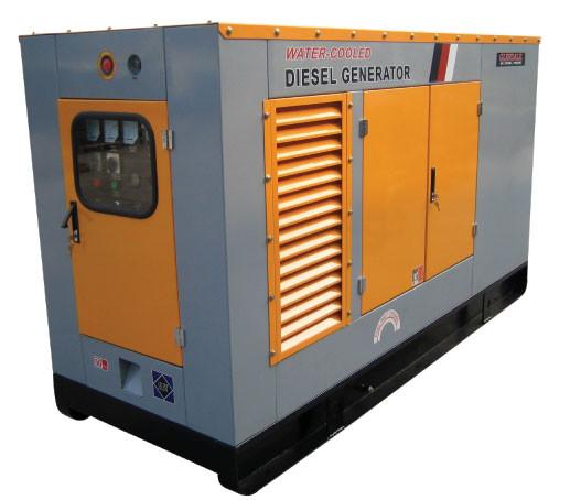 Трехфазный дизельный генератор Glendale DP-30ST (29 кВт)