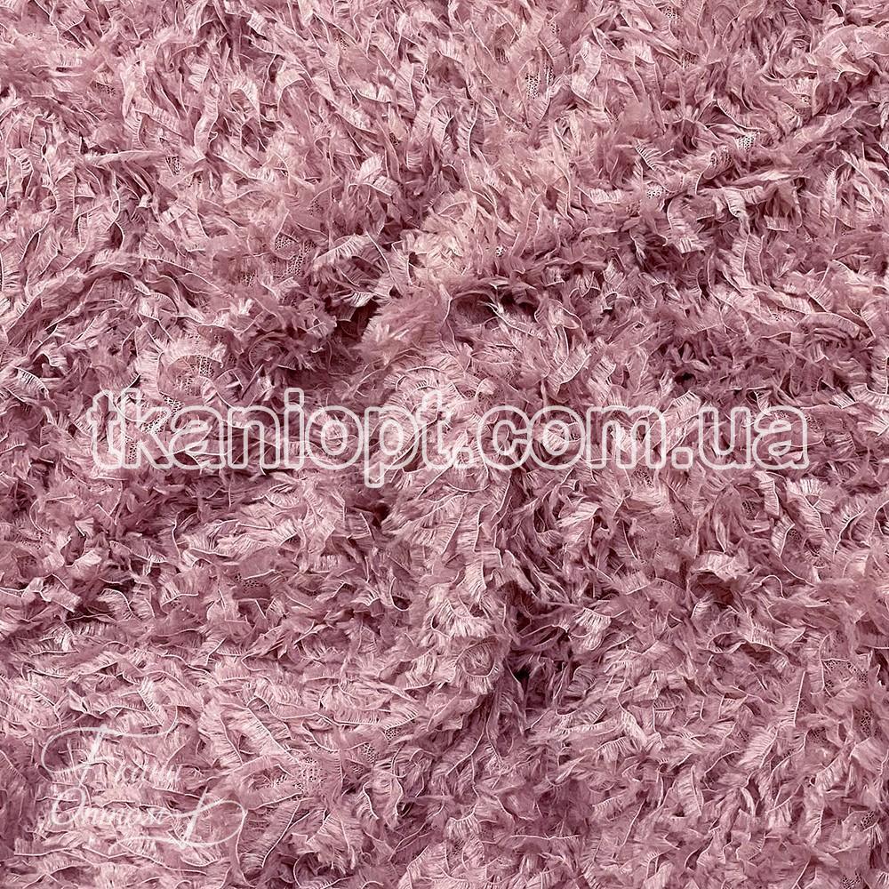 Ткань Имитация страусиные перья (фрез)