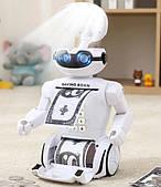 Копилка сейф трансформер с лампой Robot PIGGY BANK