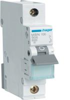 """Автоматические выключатели """"Hager"""" MBN 150E 1полюс-50A  (Хар-ка В)"""