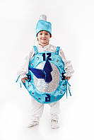 """Детский карнавальный костюм """"Часы"""", фото 1"""