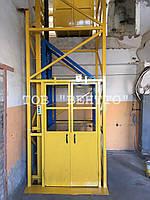 Грузовой лифт внутри здания 1000 кг