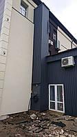 Кухонный лифт снаружи здания 100 кг