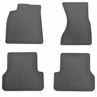 Комплект резиновых ковриков в салон автомобиля Audi A7 Sportback (1030034)
