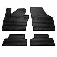 Комплект резиновых ковриков в салон автомобиля Audi Q3 2011- (1030164)