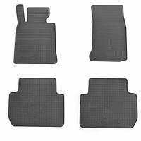 Комплект резиновых ковриков в салон автомобиля BMW 3 Е46 (1027104)
