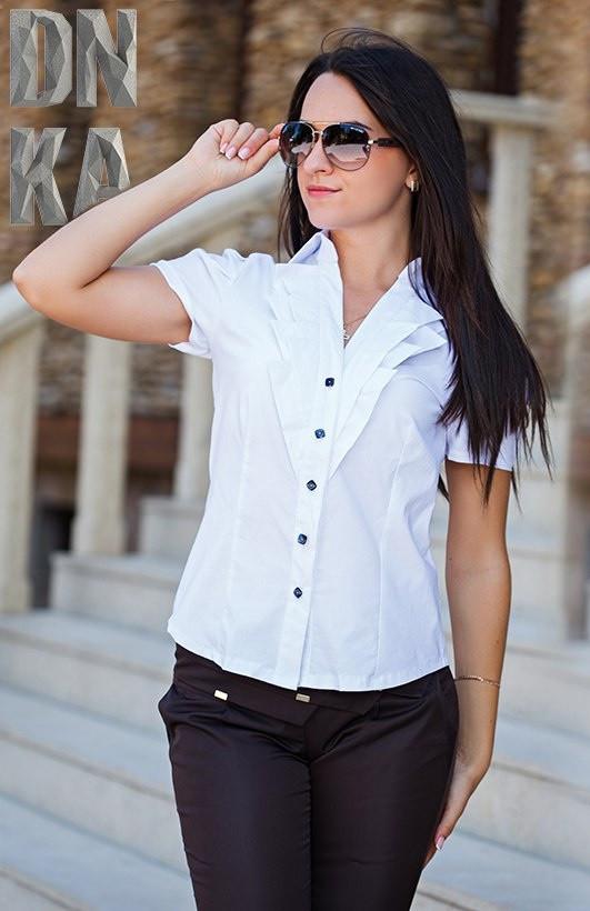 ДР278 Рубашка женская размеры 46-48