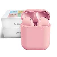 Сенсорные наушники inPods 12 Розовые