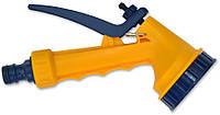 Пістолет-розпилювач 5-позиційний пластиковий з фіксатором потоку Verano 72-005 | пістолет, пистолет, распылитель, pulverizator, Розпилювач
