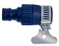 Адаптер пластиковый с хомутом Technics 72-420 | Адаптер пластиковий з хомутом Technics 72-420