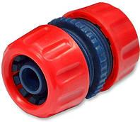 Ремонтный соединитель для шланга 1/2 Technics 72-445 конектор переходник для шланга пистолета крана поливалки