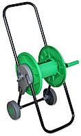 Барабан для шланга 45м 1/2 з колесами Verano 72-776 | катушка для шланга с колесами