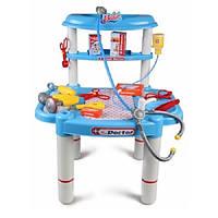 Игровой набор Доктор столик+аксессуары (008-03)