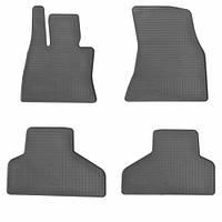 Комплект резиновых ковриков в салон автомобиля BMW X5 F15 (1027124)