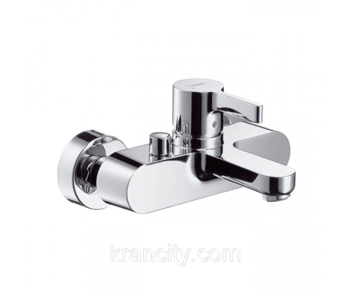 Смеситель для ванны однорычажный  HANSGROHE METRIS S 31460000