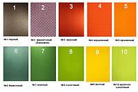 Вощина цветная (13 цветов): вощина красная, вощина черная, вощина зеленая. Цена за 1 кг.