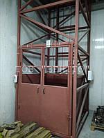 Грузовой подъемник на склад 1000 кг