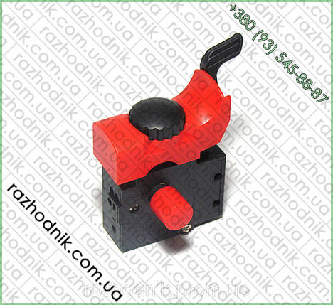 Кнопка дрели Wintech, фото 2