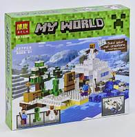 "Конструктор Bela Minecraft ""My World"" 10391"