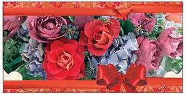 Упаковка поздравительных конвертов для денег  - Чистые - 25шт АССОРТИ