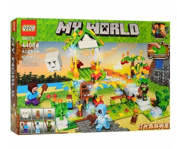 Конструктор QS08 Minecraft 44084