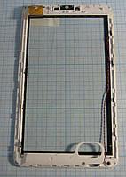 Тачскрін (сенсор) Bravis NB751 7 3G FPC-FC70S983-00 чорний б/в